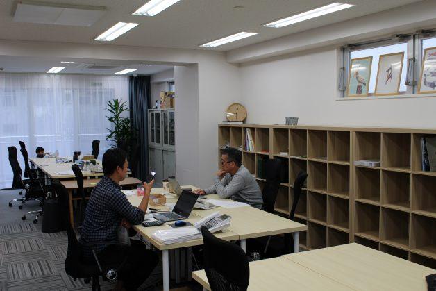 05_オフィス執務スペース