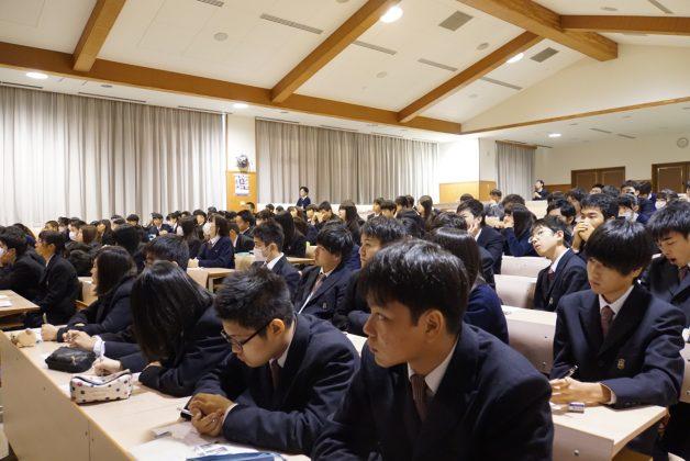 近江 兄弟 社 高等 学校
