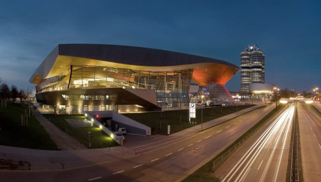 BMW_Welt_Night